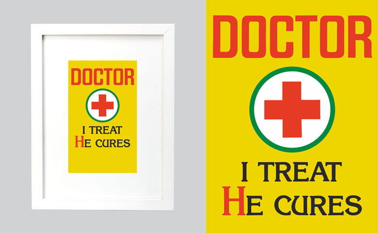 Sign Print | Doctor