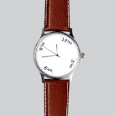 Ish Watch | Men - Brown strap
